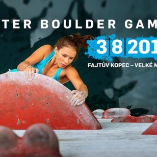 Rafiki Water Boulder Games 2019