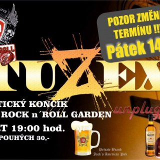 Tuzex Unplugged - JP Rock n´Roll Garden