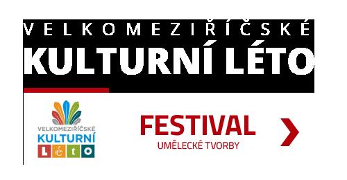 Velkomeziříčské kulturní léto - festival umělecké tvorby