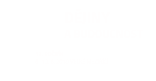 Evropský festival filosofie 12. ročník - Dějiny a budoucnost